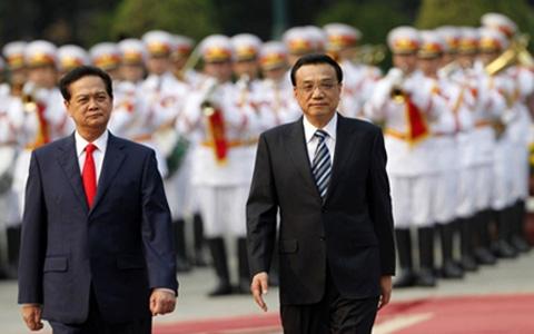 """""""Tuyên bố chung Việt Nam-Trung Quốc trong thời kỳ mới"""" trong chuyến thăm Việt Nam của Thủ tướng Trung Quốc từ ngày 13/10 là tất yếu khi TQ nhận thức và đánh giá đúng vấn đề và vị thế Việt Nam."""